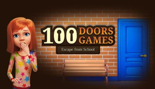 100 Doors Game – Escape from School PC