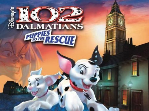 102 Dalmatians: Puppies to the Rescue PC