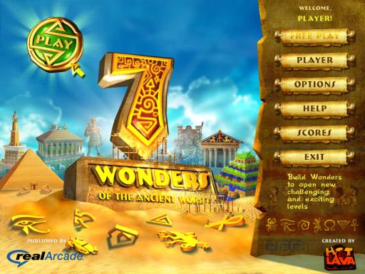 7 Wonders of the Ancient World 1
