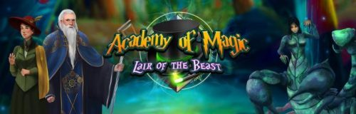 Academy of Magic: Lair of the Beast PC
