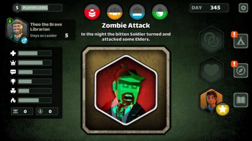 Alive 2 Survive: Tales from the Zombie Apocalypse 1