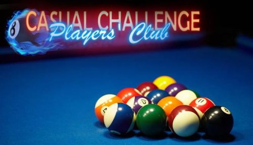 Casual Challenge Players Club- Anime Bilhar game PC