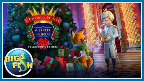 Christmas Stories: A Little Prince Collector's Edition PC