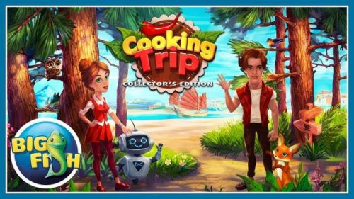Cooking Trip New Challenge Collectors Edition PC
