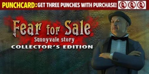 Fear for Sale: Sunnyvale Story Collector's Edition PC