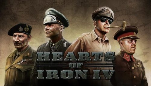 Hearts of Iron IV (Battle for the Bosporus Update) PC