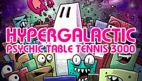 Hypergalactic Psychic Table Tennis 3000 PC