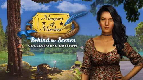 Memoirs of Murder 3: Behind the Scenes Collector's Edition PC