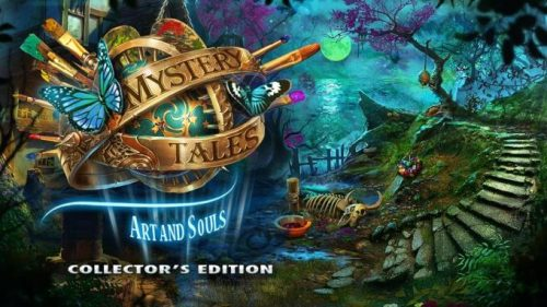 Mystery Tales: Art and Souls Collector's Edition PC