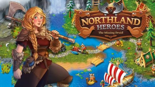 Northland Heroes: The missing druid PC