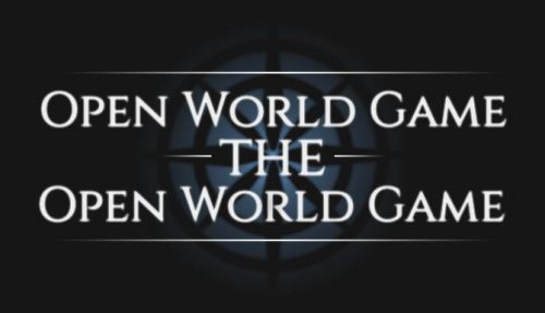Open World Game: the Open World Game PC