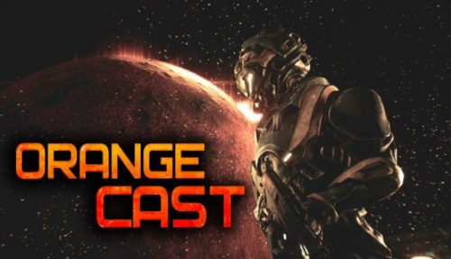 Orange Cast: Sci-Fi Space Action Game PC