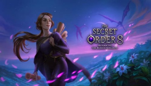 The Secret Order 8: Return to the Buried Kingdom PC