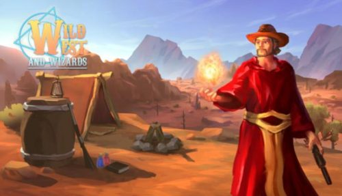 Wild West and Wizards (Settlers and Bounty Hunters Update) PC