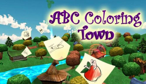 ABC Coloring Town PC