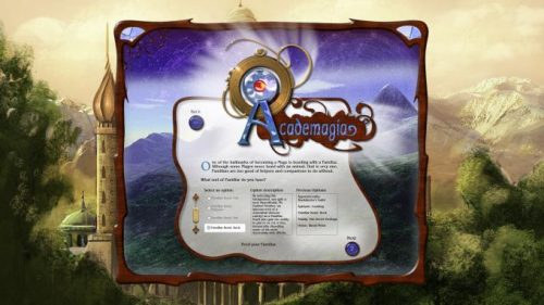 Academagia: The Making of Mages 2