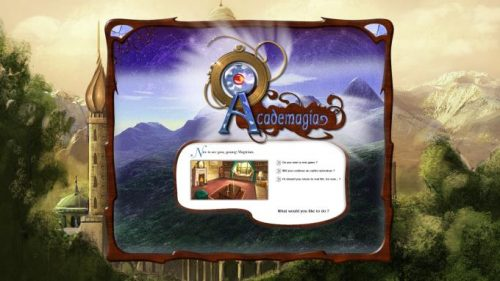 Academagia: The Making of Mages 1