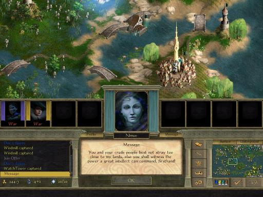 Age of Wonders II: The Wizard's Throne 2
