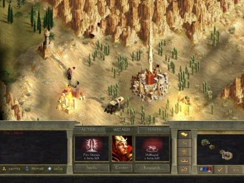 Age of Wonders II: The Wizard's Throne 1