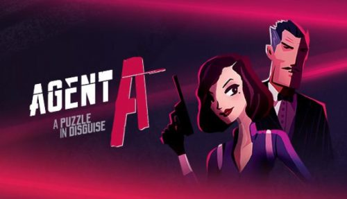 Agent A: A puzzle in disguise PC