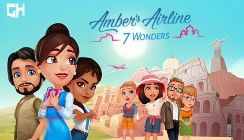 Amber's Airline – 7 Wonders PC