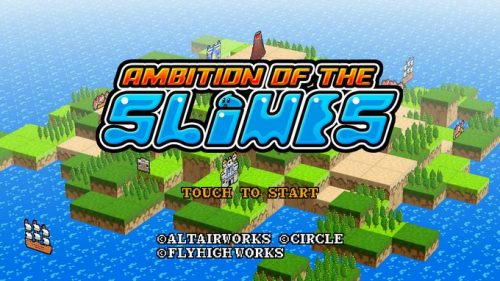 Ambition of the Slimes 1