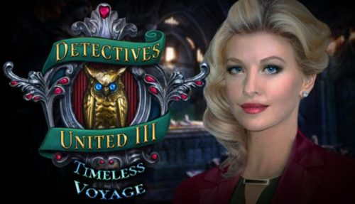 Detectives United III: Timeless Voyage Collector's Edition PC