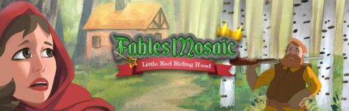 Fables Mosaic: Little Red Riding Hood PC