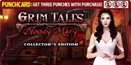 Grim Tales: Bloody Mary Collector's Edition PC