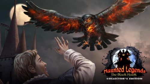 Haunted Legends: The Black Hawk Collector's Edition PC