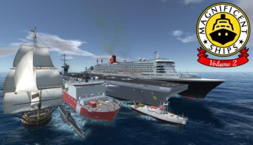Magnificent Ships: Volume 2 PC