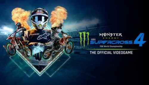 Monster Energy Supercross – The Official Videogame 4 PC