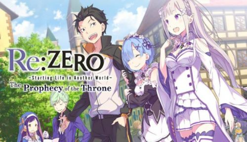 Re:ZERO -Starting Life in Another World- The Prophecy of the Throne PC
