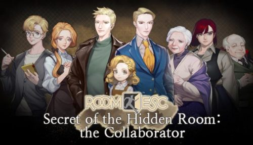 RoomESC- Secret of the Hidden Room: the Collaborator PC