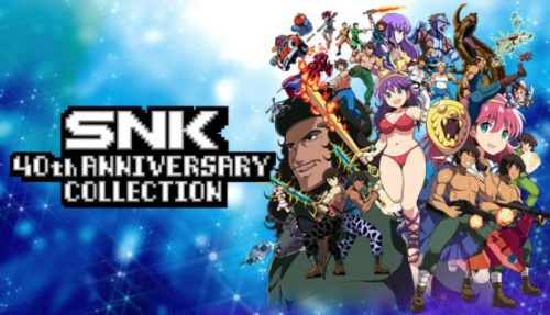 SNK 40th ANNIVERSARY COLLECTION PC