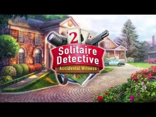 Solitaire Detective 2: Accidental Witness PC