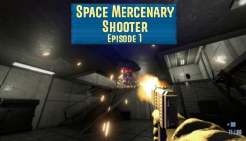 Space Mercenary Shooter : Episode 1 PC