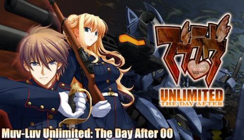 [TDA00] Muv-Luv Unlimited: THE DAY AFTER – Episode 00 PC