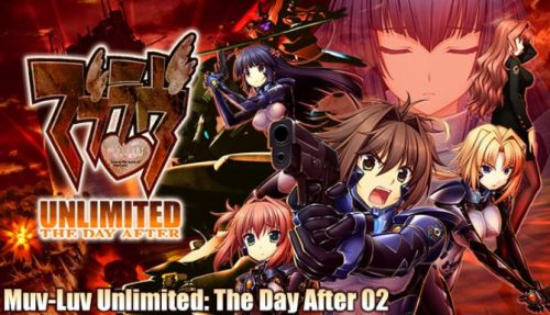 [TDA02] Muv-Luv Unlimited: THE DAY AFTER – Episode 02 PC