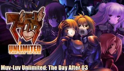 [TDA03] Muv-Luv Unlimited: THE DAY AFTER – Episode 03 PC