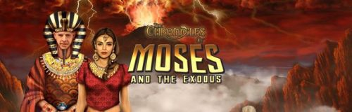 The Chronicles of Moses and the Exodus PC