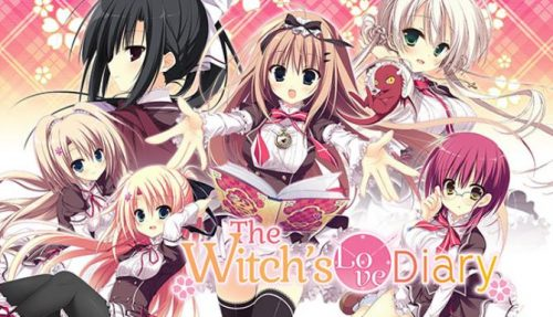 The Witch's Love Diary PC