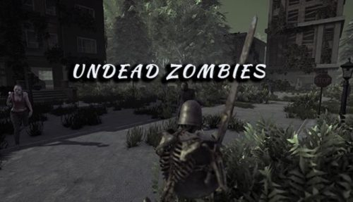 Undead zombies PC