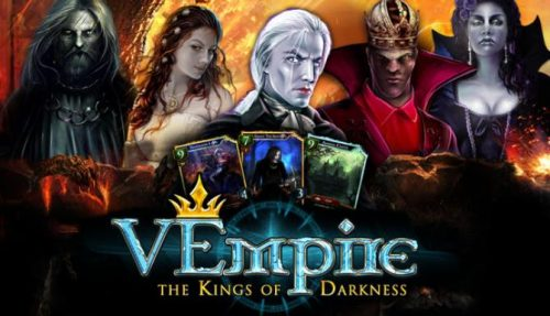 VEmpire – The Kings of Darkness PC