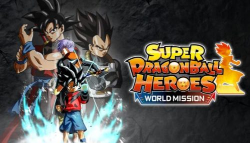 SUPER DRAGON BALL HEROES WORLD MISSION (v12.01.2021) PC
